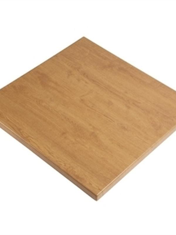 Vierkant tafelblad 60x60cm