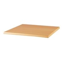 Vierkant tafelblad 70x70cm