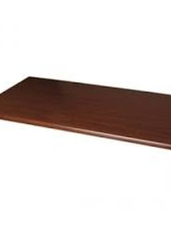 Rechthoekig tafelblad 3cm dik
