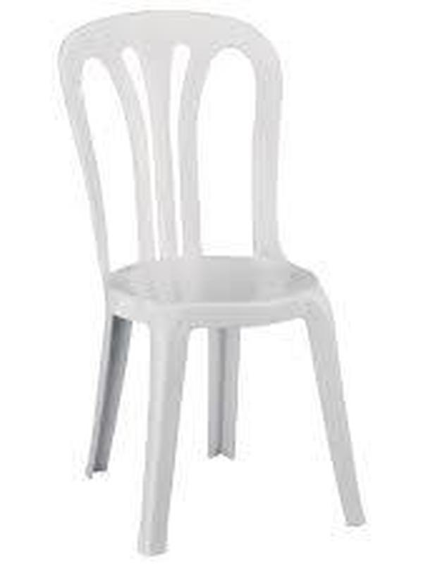 Multi-purpose stapelstoel (set van 6)