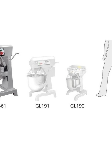 Planetaire Mixer 30Ltr.