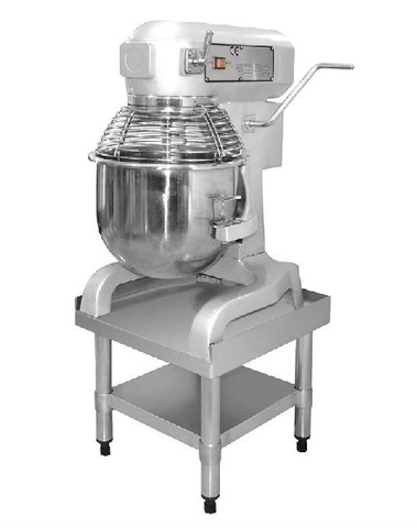 Onderstel voor Planetaire mixer