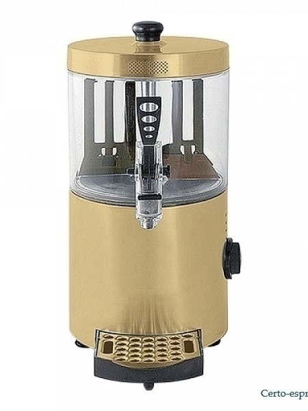 Dispenser Chocolade GOLD 3 Ltr.