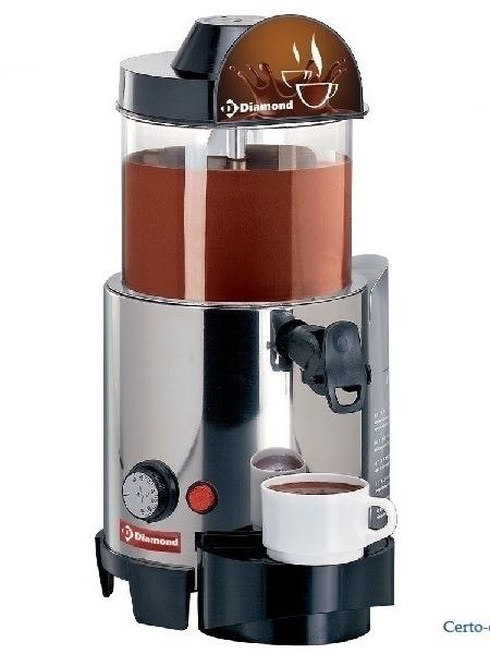 Warme Chocolade dispenser 5 Liter