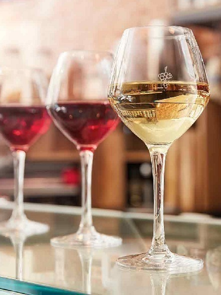 Cabernet Young Wijnglas 35cl. (6 st.)