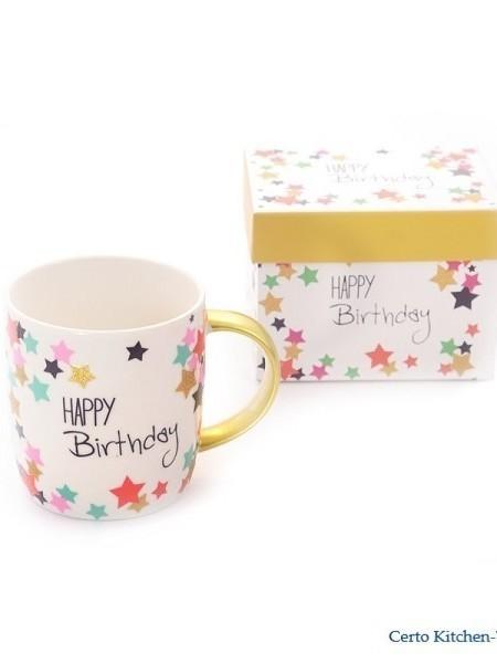 """Mug """"Happy Birthday"""""""