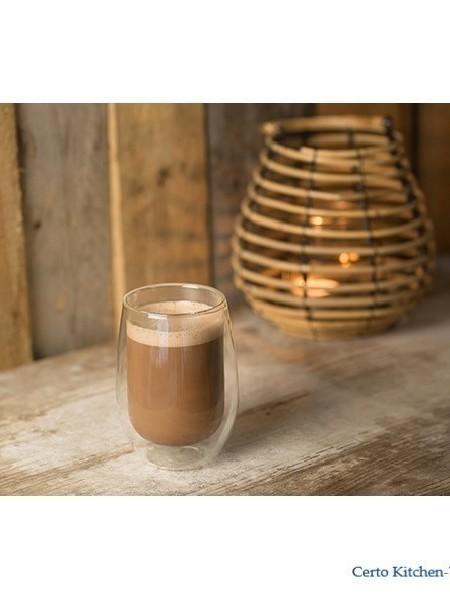 Koffieglas 20cl (Qty2)