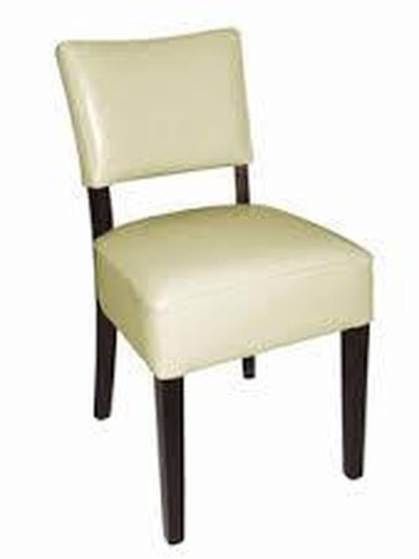 Ruige stoel/ BEIGE