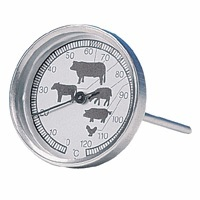 Braadvlees thermometer
