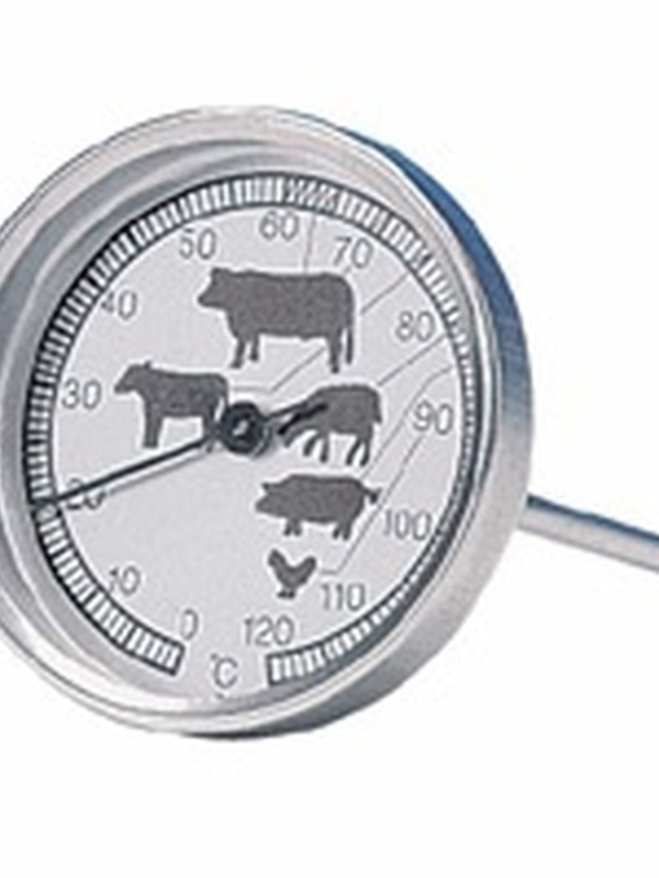 Braadvlees thermometer