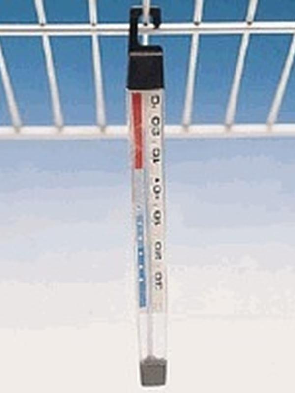 Hangende vriezer thermometer