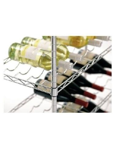 Wijnrek 5 schappen