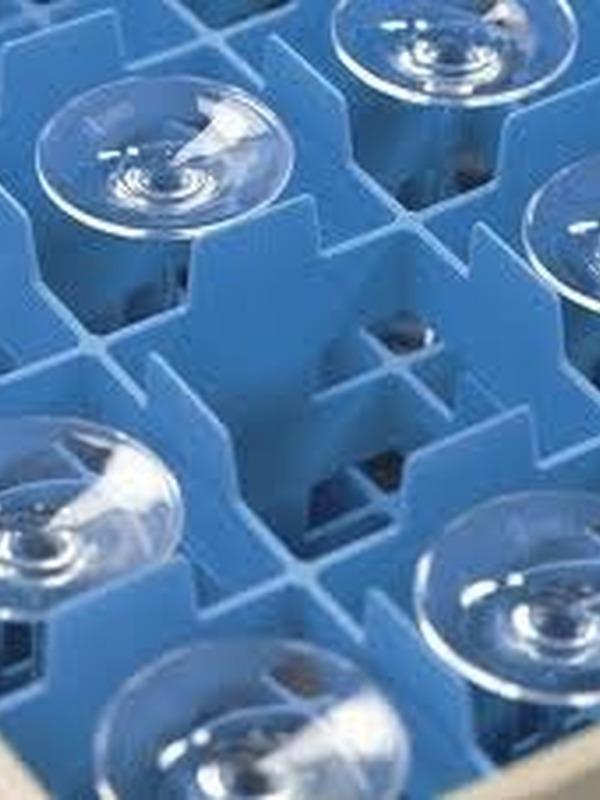 Vaatwaskorven voor glazen F614
