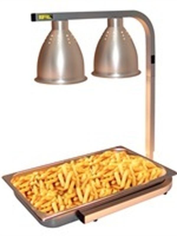 Warmhoudlampen tafelmodel