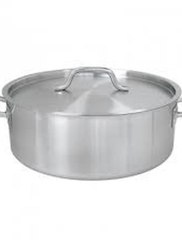 Kookpot laag/model 13liter
