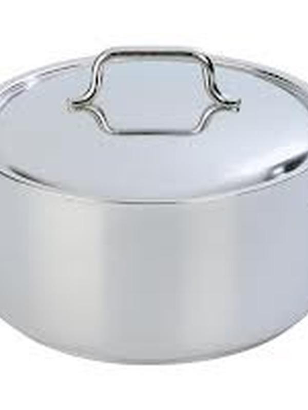 Kookpan 12.5 liter