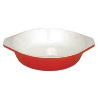 RONDE gratineerschotel 400ml.