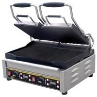 Contact grill /Buffalo DUBBEL