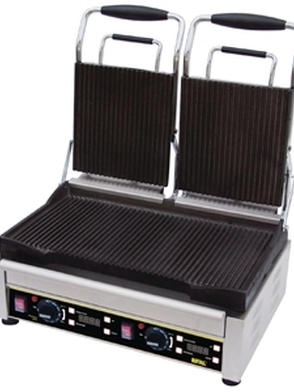Contact grill/ Buffalo DUBBEL