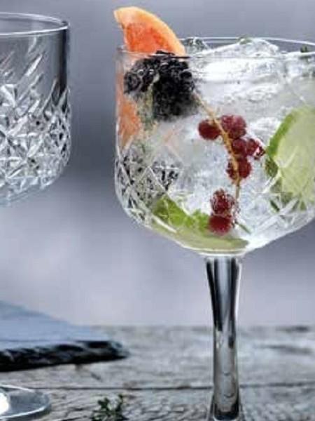 Cocktail- en Longdrink glazen