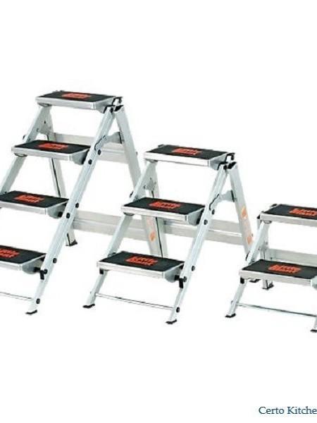 Ladders & Opstapjes