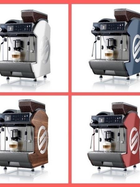 Vol-automatische koffiemachines